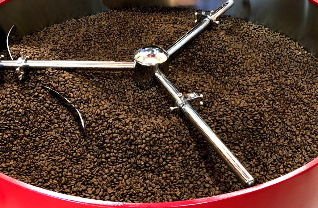 roasting coffee roasterandroaster